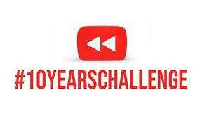 10 Years Challenge arrasa en Internet