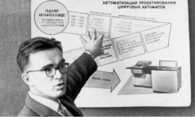Viktor Glushkov, creador de Cybertonia, el internet soviético.