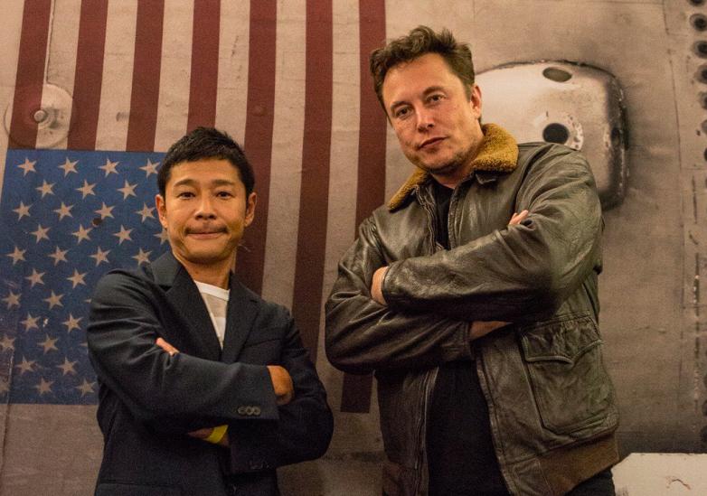 Yusaku Maezawa, fundador de Zozotown, irá al espacio.