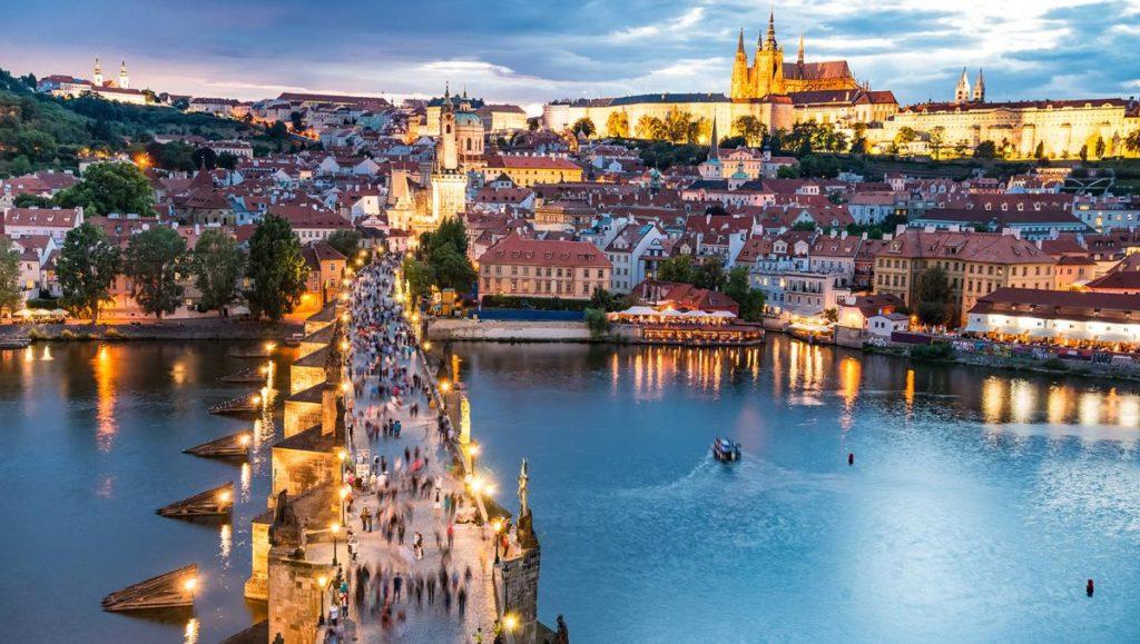 Foto de Praga