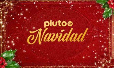 Nuevos canales Pluto TV en Navidad.