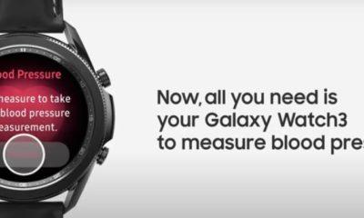 Samsung Galaxy Watch permite medir la presión arterial y hacer electrocardiogramas