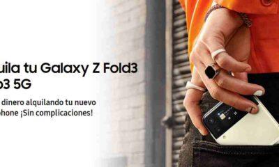 Ya puedes alquilar un smartphone de Samsung