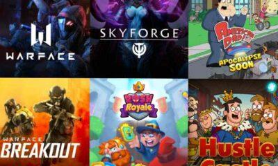 MY.GAMES agita el sector del videojuego en España