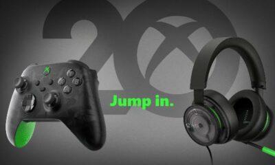 Los mejores accesorios Xbox por su 20 aniversario